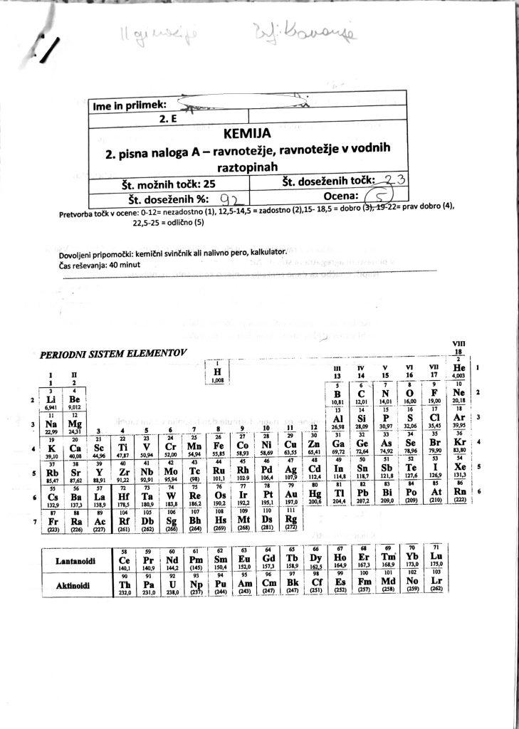 kem 2l 2test prof Kravanja 2