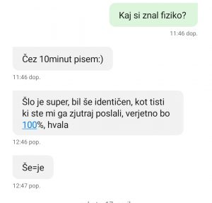 Fizika - prof_Črček - april 2021