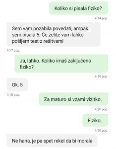 Fizika, redni test - prof_Crnjac - junij_2021, 2.letnik