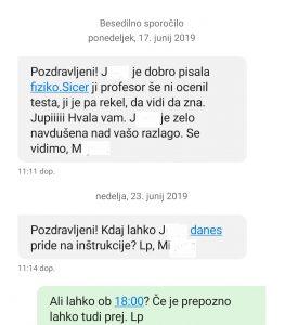 Fizika, popravni izpit - prof_Crnjac - junij_2019, 1.letnik