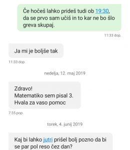 Matematka, 4.letnik - prof_Stergar - SERŠ - maj 2019